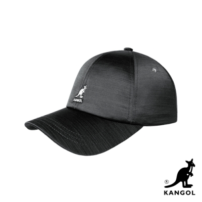 KANGOL-LIQUID MERCURY 棒球帽-黑色