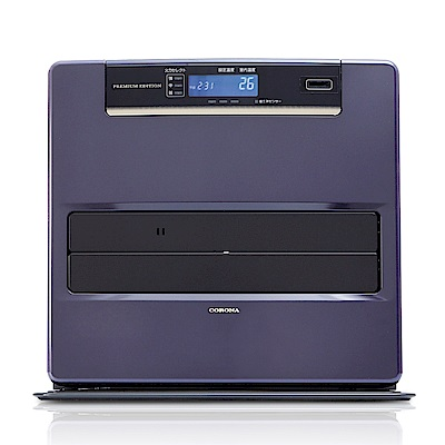 日本CORONA遙控控溫煤油暖爐頂級旗艦紫色款FH-TW572BY【公司貨】