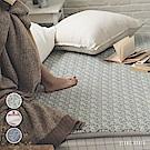 葉月 幼兒款 多用途羊毛 四季薄床墊 客廳墊 (1入)