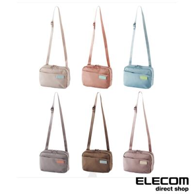 ELECOM 帆布多功能側背包OF03