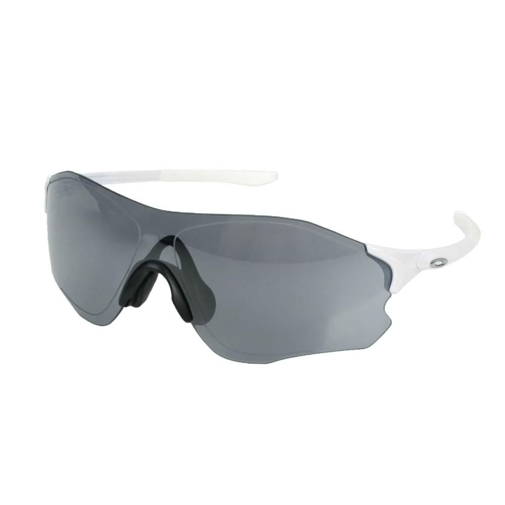 OAKLEY EVZERO PATH一般太陽眼鏡-附硬盒鼻墊 抗UV 單車 OAK-OO9313-1038 白黑
