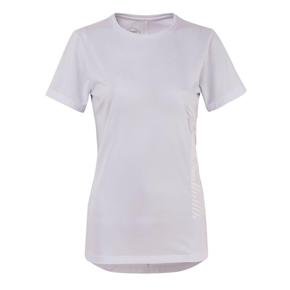 ASICS 女短袖上衣 2032A474-100 @ Y!購物