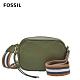 FOSSIL MAISIE 多彩織帶橄欖綠相機包 SHB2642350 product thumbnail 1