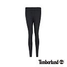 Timberland 女款黑色彈性緊身運動褲|B4206