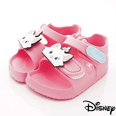 迪士尼童鞋 瑪麗貓超輕涼鞋款 CON9305粉(中小童段)