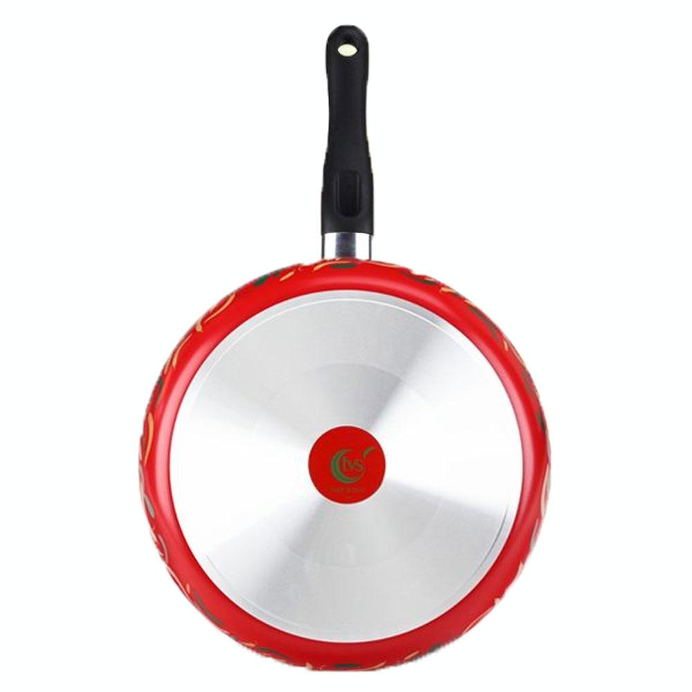 義廚寶 菲麗塔系列深平底鍋30cm-雙色椒娃 FE05-1