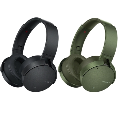 SONY 無線降噪重低音頭戴式耳機 MDR-XB950N1