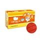 健康天使 MIT醫用兒童口罩 7~12歲 霓彩系列-霓紅(50入/盒) product thumbnail 1