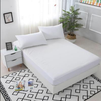 買一送一 Bear愛睡.熊~台灣製 防潑水床包式保潔墊 單/雙/加大均價