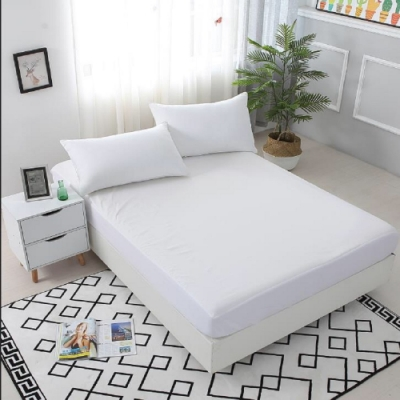 Bear愛睡.熊~台灣製  防潑水床包式保潔墊 單/雙/大均價