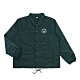 【DADA SUPREME】KINGS-EMBROIDERY LOGO中性刺繡教練外套-藍綠 product thumbnail 1