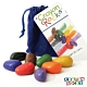 【Crayon Rocks 酷蠟石】酷蠟石 8色 - 隨身袋|3 點握姿專利設計 product thumbnail 2
