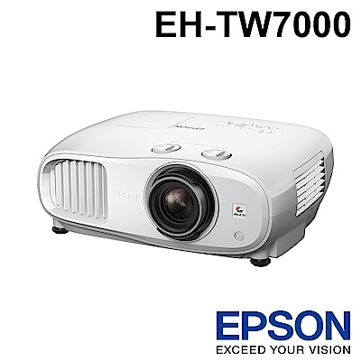 EPSON  EH-TW7000 家庭劇院投影機