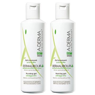 A-DERMA艾芙美 燕麥新葉全效保護潔膚凝膠250ml(買1送1 即期下殺)
