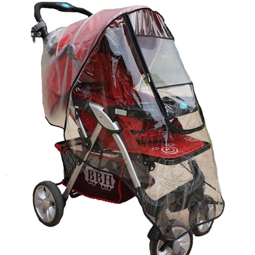 Dyy》防風防雨嬰兒推車|寵物推車雨罩