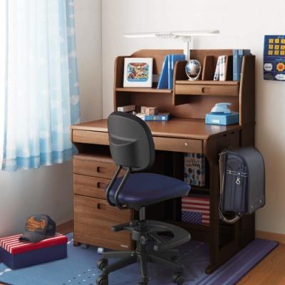 KOIZUMI_Woody Compact兒童成長實木書桌組ODF-600