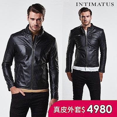 [時時樂限定] INTIMATUS 金士曼騎士風率性夾克外套