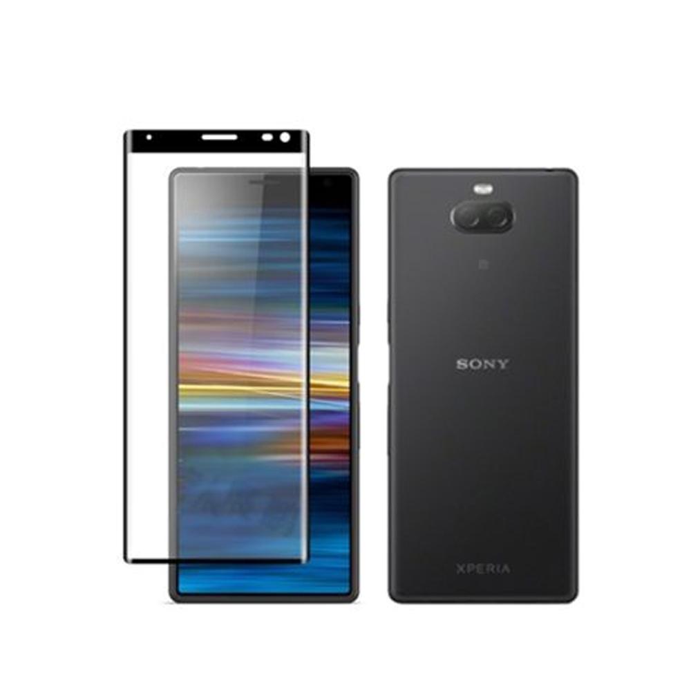 【MK馬克】Sony Xperia 10 Plus 全滿版 9H鋼化玻璃保護貼