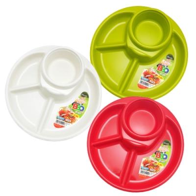 日本製Inomata野餐盤-3入組