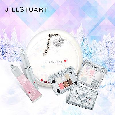 JILL STUART吉麗絲朵 愛戀雪舞限定彩妝組