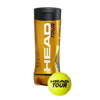HEAD TOUR網球/比賽用球/訓練用球(單筒) 570703
