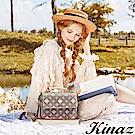 KINAZ 童年寶盒兩用斜背包-清秀佳人系列