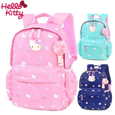 【優貝選】三麗鷗HELLO KITTY多用途學生書包 後背包 1-3 低年級適用