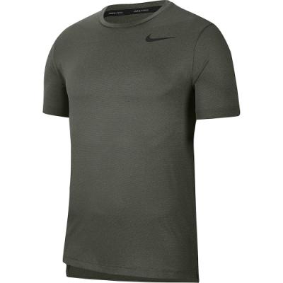 NIKE 短袖上衣 運動 健身 慢跑 男款  綠 CJ4612355 AS M NK TOP SS HPR DRY