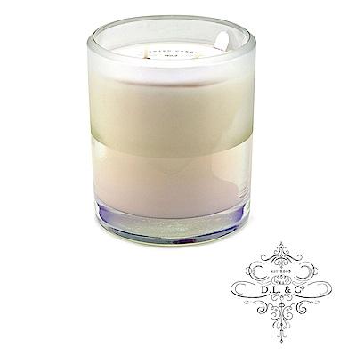 美國 D.L. & CO. 霓虹光瓶系列 麝香玫瑰 香氛禮盒 709g