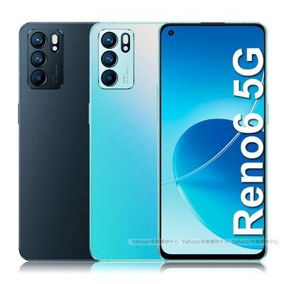 OPPO Reno6 (8G/128G) 6.43吋 5G智慧型手機