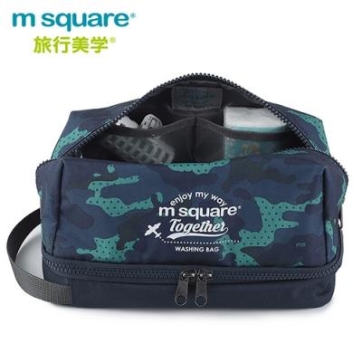 m square 乾濕分離洗潄包