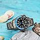 FOSSIL FB - GMT 限量鈦金屬200米潛水錶-灰/45mm LE1100 product thumbnail 1