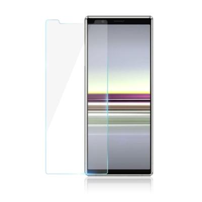 【鐵鈽釤鋼化膜】SONY Xperia 5 高清透玻璃保護貼
