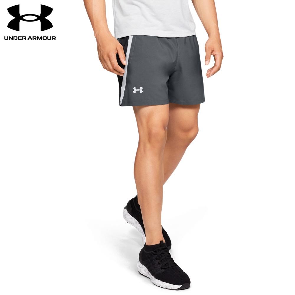 【UNDER ARMOUR】男 5吋 Launch短褲