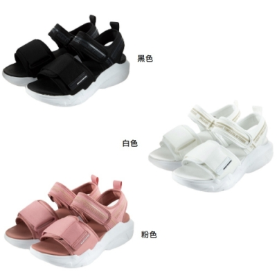 SKECHERS 女 休閒系列 涼拖鞋 DLT-A - 88888346三色