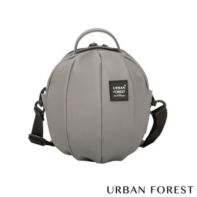 URBAN FOREST都市之森 甲蟲-Skin Touch膚感系列迷你斜背包/斜肩包 水泥灰