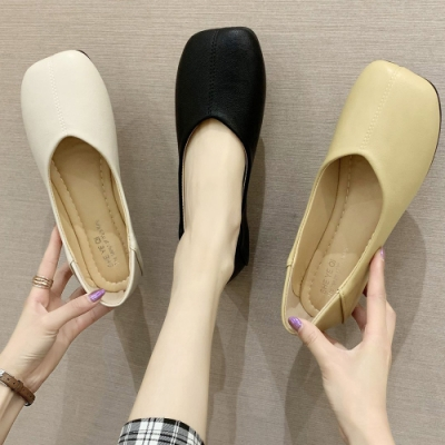 KEITH-WILL時尚鞋館-完美女神通勤鞋(休閒鞋/平底鞋)(共3色)