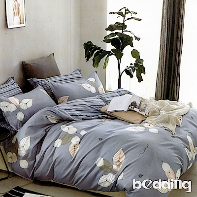 BEDDING-100%棉3.5尺單人薄式床包二件組-傲嬌