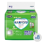 康乃馨 健護 成人機能型平口褲M號10片x8包/箱