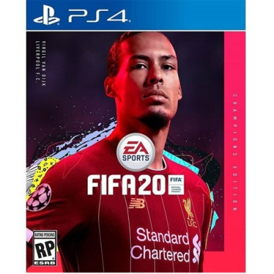 國際足盟大賽 FIFA20 冠軍版 -PS4中英文版