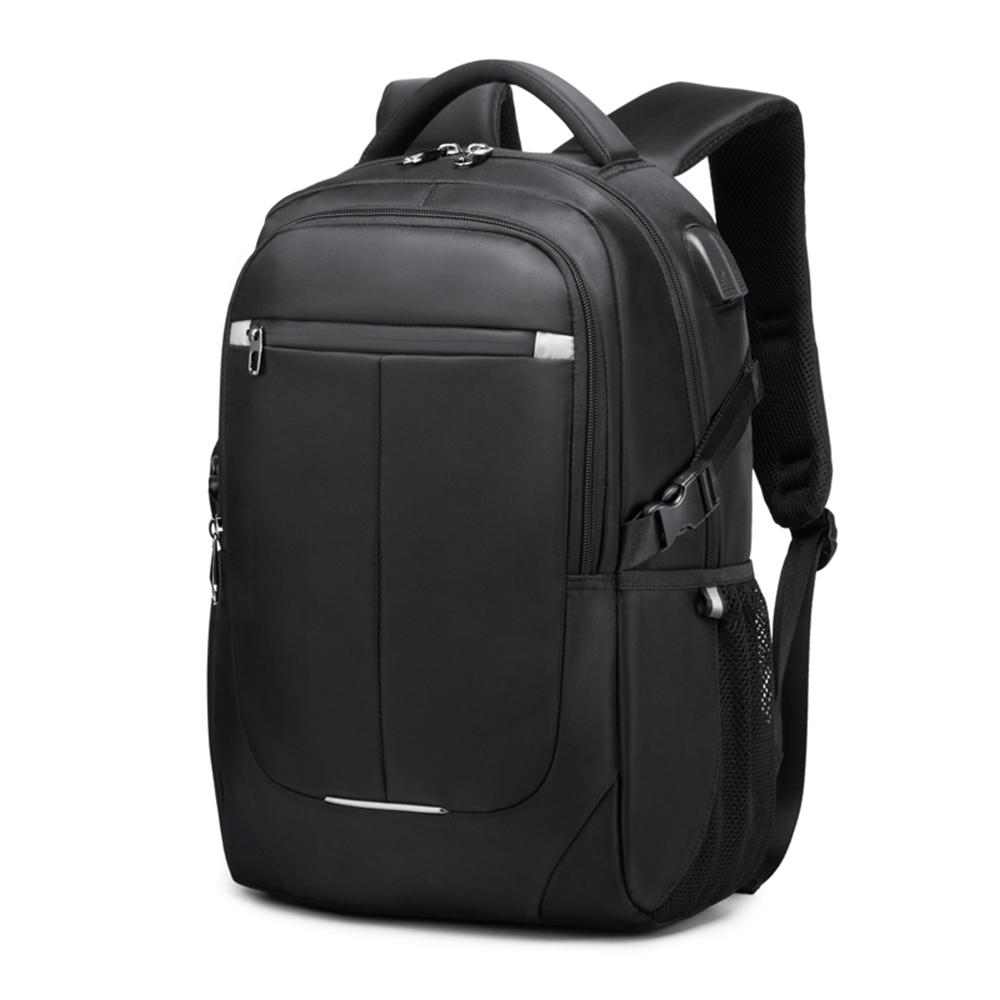 HD8806BK  韓版時尚電腦後背包15.6吋黑色
