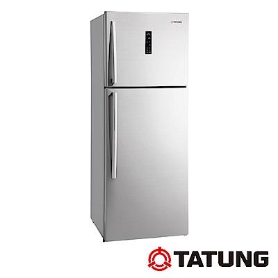 TATUNG大同 420公升雙門變頻冰箱(TR-B420VHW-S)