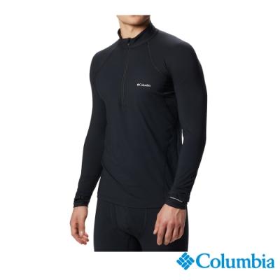 Columbia 哥倫比亞 男款- Omni-HEAT保暖快排立領內著上衣