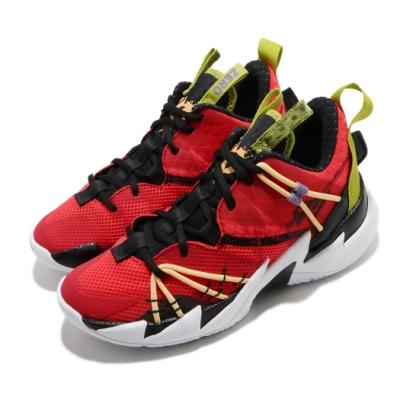Nike 籃球鞋 Why Not Zer03 SE 女鞋 喬丹 避震 包覆 明星款 運動 大童 紅 黑 CN8107600