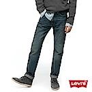 Levis 男款 514 低腰合身直筒牛仔長褲 / 彈性布料 / 刷黃
