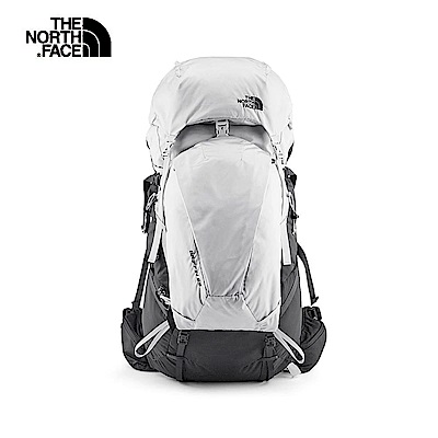 The North Face北面男女款灰色多功能可拆卸專業後背包 3KXEAZ5