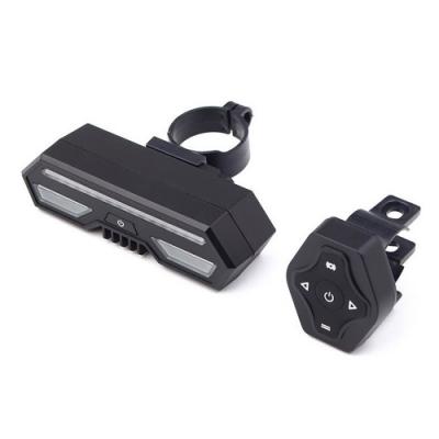 【FJ】全方位無線遙控自行車LED警示燈BWT1(騎車安全必備)