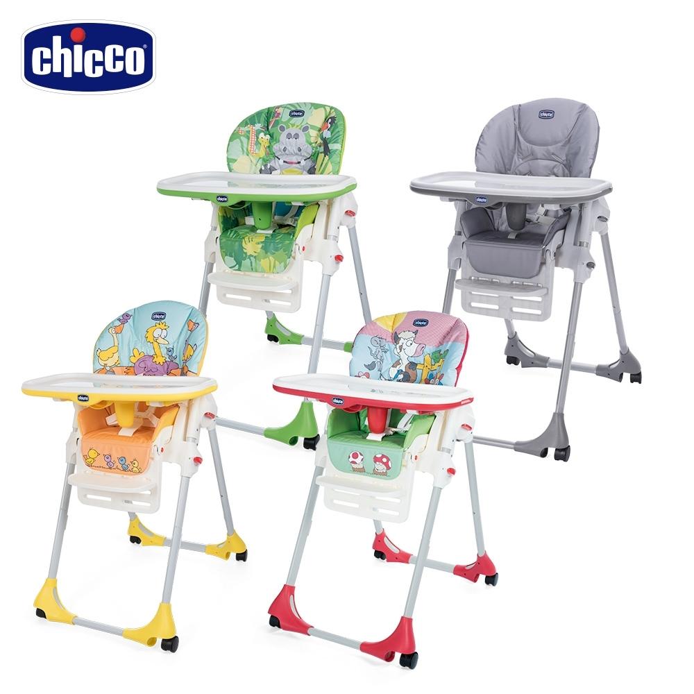 chicco-Polly Easy兩段式高腳餐椅(多色) 6m+