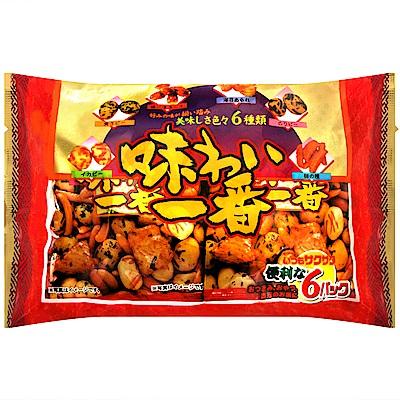 Takuma 味一番綜合米果(132g)