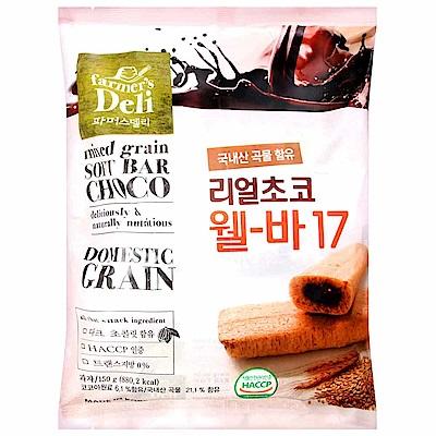 Taekwang 穀物夾心捲-巧克力風味(150g)